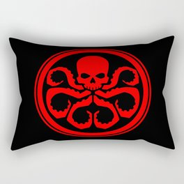 H.Y.D.R.A Logo Rectangular Pillow