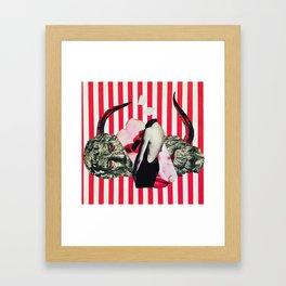 me too Framed Art Print