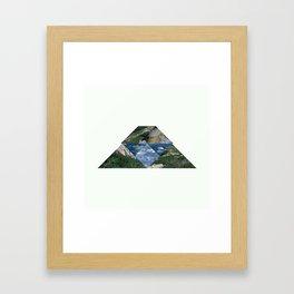 RIVER HILL Framed Art Print