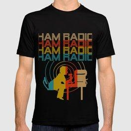 Retro Ham Radio T-Shirt. Best Costume. T-shirt