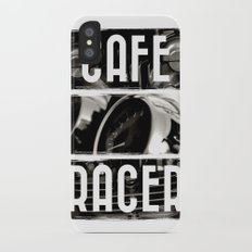 Cafe Racer Slim Case iPhone X