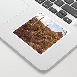 Saguaro Garden Sticker