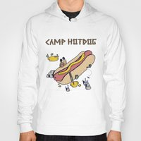 camp Hoodies featuring CAMP by Laura O'Connor