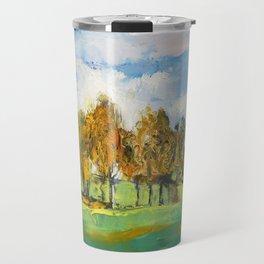 Autumn Light Travel Mug