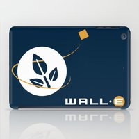 wall e iPad Cases featuring Wall • E by Citron Vert