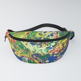 Fire and Ice Fanny Pack
