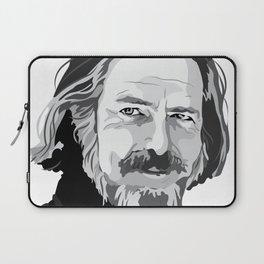 Alan Watts Laptop Sleeve