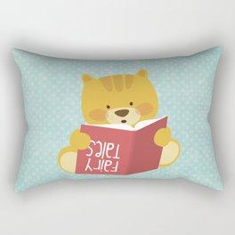 Fairy Tales, Teddy Bear Rectangular Pillow