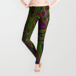 Psych Reversed Leggings