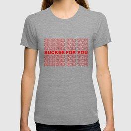 Jonas, Sucker for you, Gift for her T-shirt