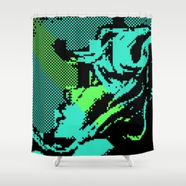 Untitled (2011) Shower Curtain
