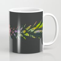 pineapple Mugs featuring Pineapple by Georgiana Paraschiv