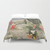arizona Duvet Covers featuring Decor by Sarah Eisenlohr