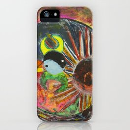 Time Wave Zero iPhone Case