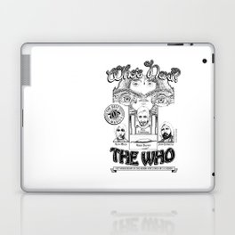 The Who Laptop & iPad Skin
