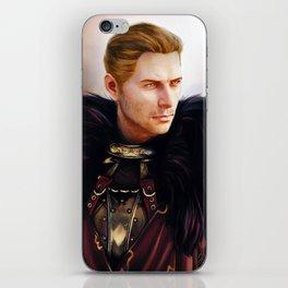 Commander Cullen iPhone Skin