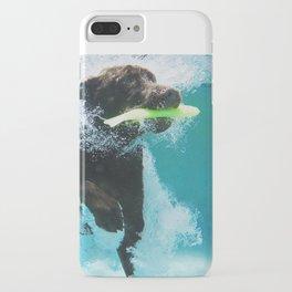 Dog Aquatic iPhone Case