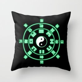 Gentle Fist Throw Pillow