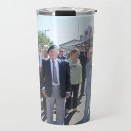 Anzac Centenary March 2015 Travel Mug