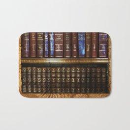 Read A Book! Bath Mat