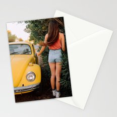 drive my car Stationery Cards