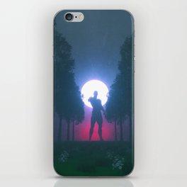 WALKER iPhone Skin
