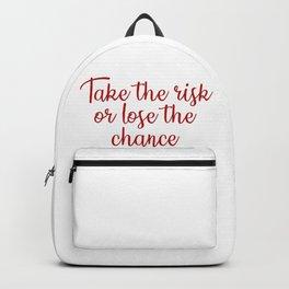 Motivational Backpack