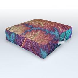 Kaleidoscope Outdoor Floor Cushion