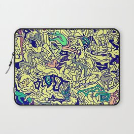 Kamasutra LOVE - Piss Yellow Laptop Sleeve