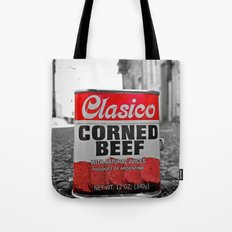 Classic corned beef Tote Bag