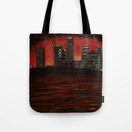 Leaves of Change Tote Bag