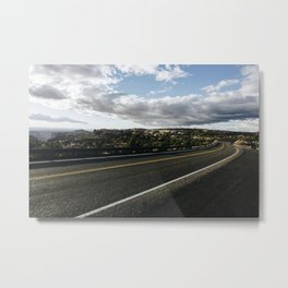 The Neck, Canyonlands National Park Metal Print