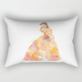 Princess Belle Rectangular Pillow