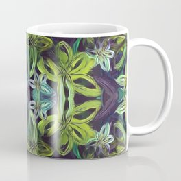 Tropical Greenery Coffee Mug