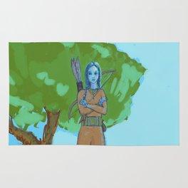 Thymara - Dragon Keeper Rug