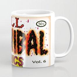 Cannibal Comics vintage comic book cover Coffee Mug
