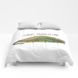 Croc Monsieur Comforters