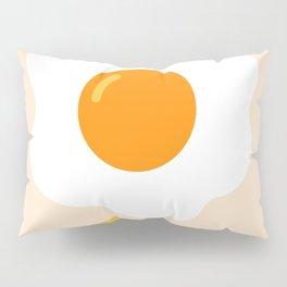 Egg orange Pillow Sham