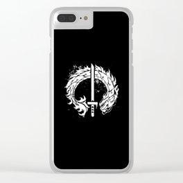 Genji Clear iPhone Case