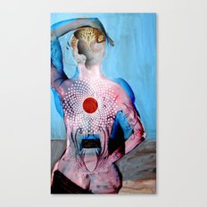 chakra Canvas Print