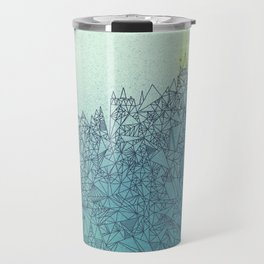 A Quiet Raft Travel Mug