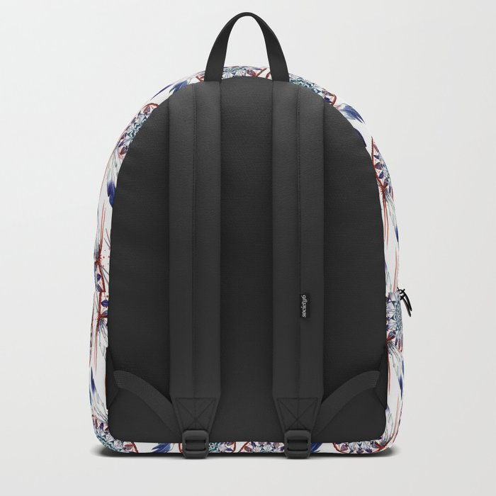 Dreamcatcher Mandala Backpack