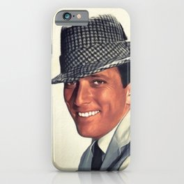 Andy Williams, Music Legend iPhone Case