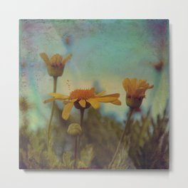 The beauty of simple things Metal Print