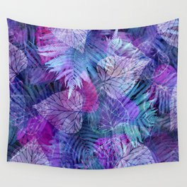Forest Flora 3 Wall Tapestry