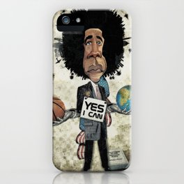 Yes, I Can iPhone Case