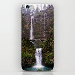 Rainy Multnomah iPhone Skin