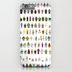 Pixel Wars Slim Case iPhone 6s