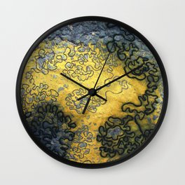 Streetscape Wall Clock
