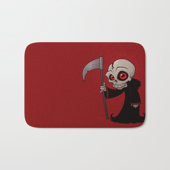 Little Reaper Bath Mat